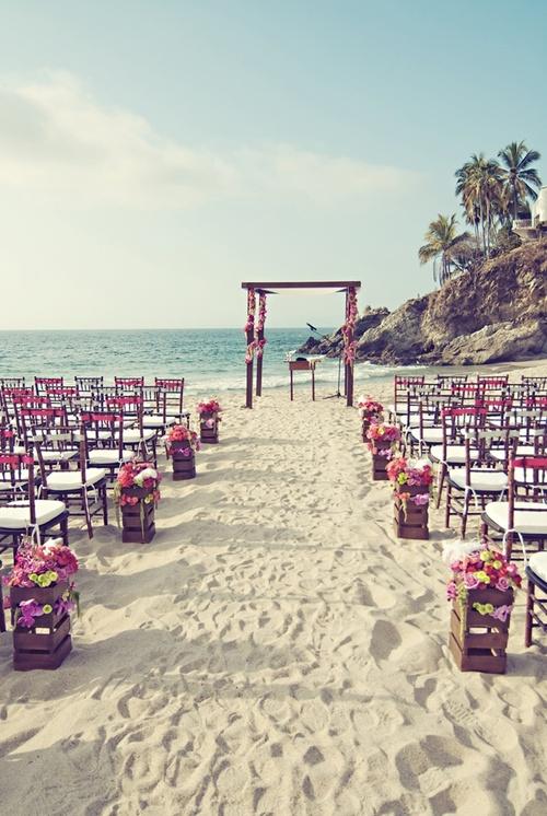 Sahil de Düğün :D
