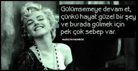 Gülümsemeye Devam Edin...