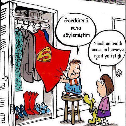 Süper Anne.