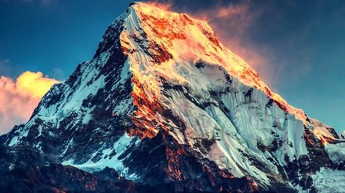 tibet dağı