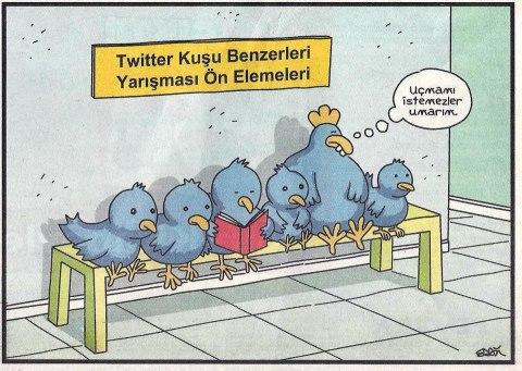 Twitter-kusu