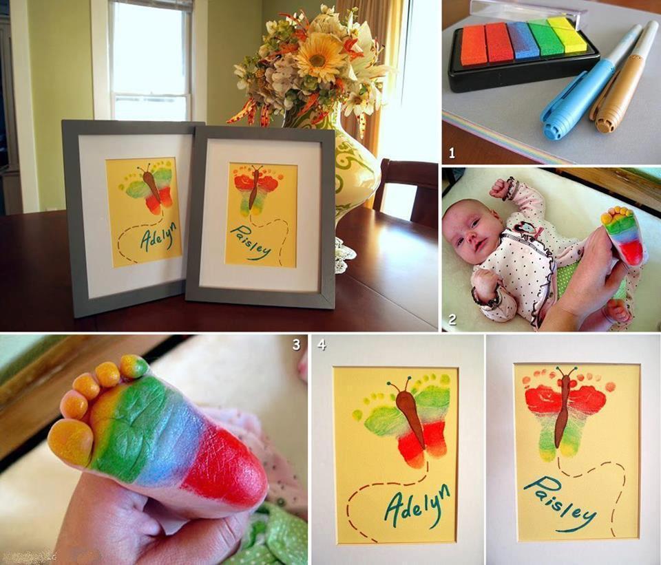 Как сделать подарок маме бабушке